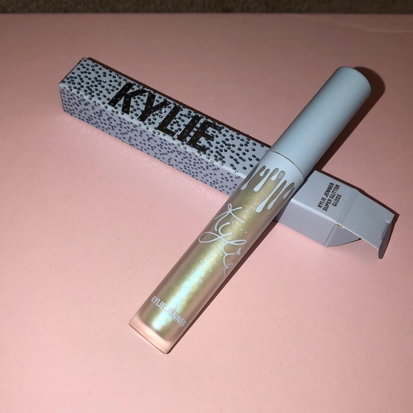 Kylie Cosmetics Other - Kylie cosmetics super glitter gloss